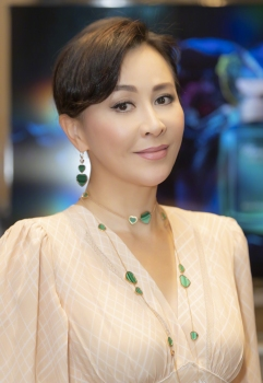 Carina Lau in Fendi Fall 2018-7