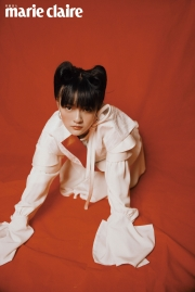 Chen Wenqi for Marie Claire Taiwan November-1