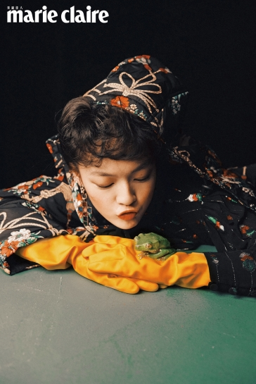 Chen Wenqi for Marie Claire Taiwan November-7