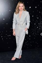 Chloe Moretz in Dior Men Spring 2019-1