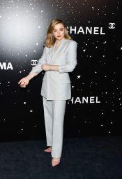 Chloe Moretz in Dior Men Spring 2019-3