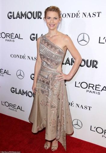 Claire Danes in Schiaparelli Spring 2018 Couture-3