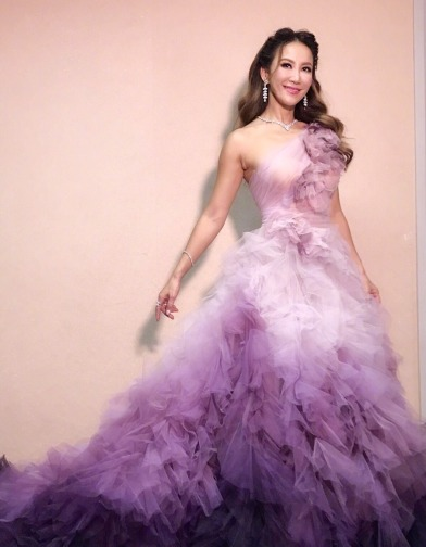 Coco Lee in Marchesa Resort 2018-1