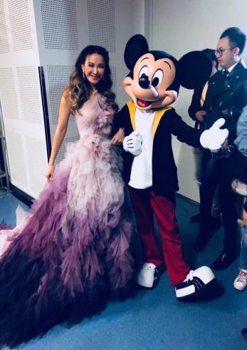 Coco Lee in Marchesa Resort 2018-2