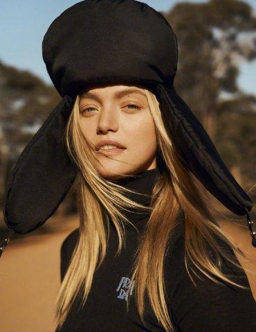 Gemma Ward Harper's Bazaar Australia December 2018-10