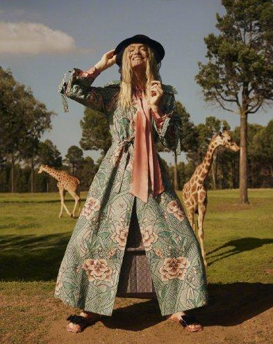 Gemma Ward Harper's Bazaar Australia December 2018-3