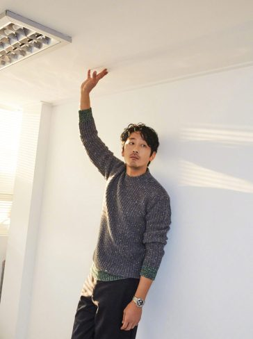 Ha Jung Woo GQ Korea December 2018-1