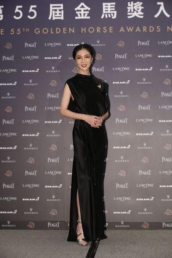 Hsieh Ying-Shiuan in Lanvin Pre-Fall 2018-2