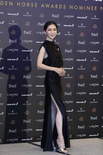 Hsieh Ying-Shiuan in Lanvin Pre-Fall 2018