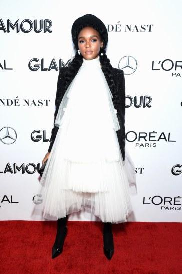 Janelle Monae in Jean Paul Gaultier Fall 2018 Couture