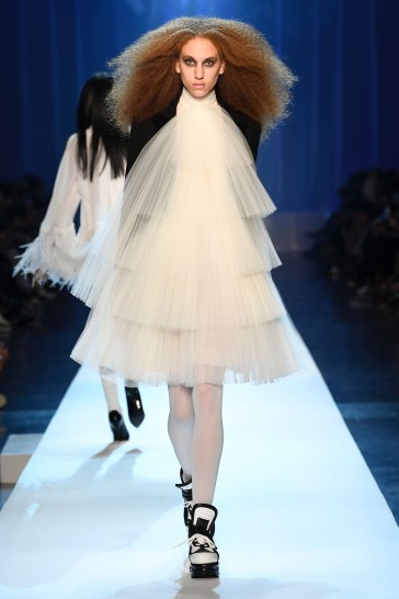 Jean Paul Gaultier Fall 2018 Couture