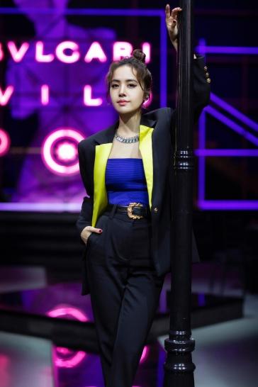 Jolin Tsai in Versace Fall 2018-2