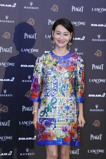 Kara Wai Ying Hung in Dolce & Gabbana Fall 2018-1