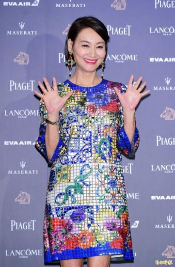 Kara Wai Ying Hung in Dolce & Gabbana Fall 2018-4