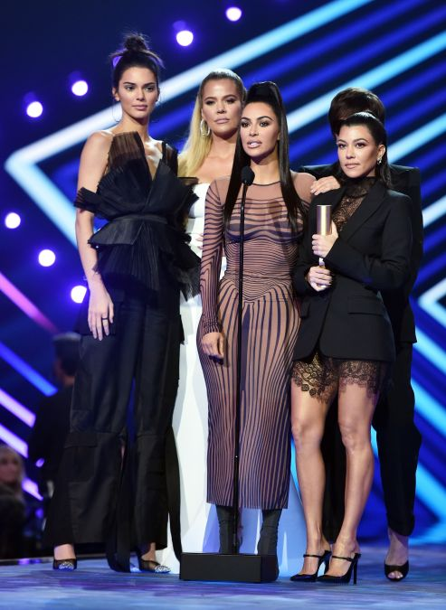 Kim Kardashian inJean Paul Gaultier-1