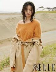 Koki for Super ELLE China Autumn Winter 2018-5