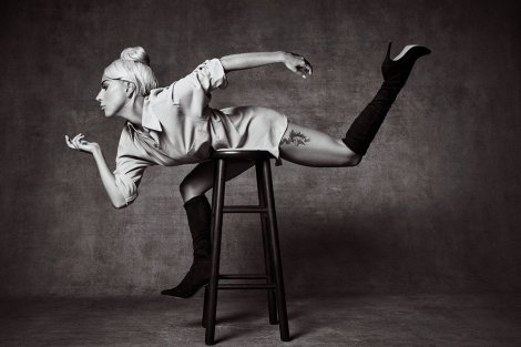 Lady Gaga for Variety November 2018-2