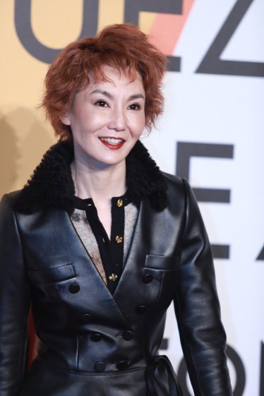 Maggie Cheung in Louis Vuitton Fall 2018-2