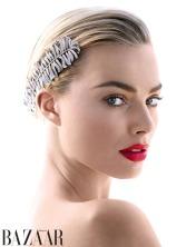 Margot Robbie Harper's Bazaar December 2018 January 2019-3