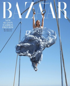 Margot Robbie Harper's Bazaar December 2018 January 2019 Cover B