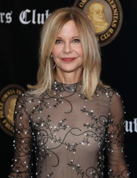 Meg Ryan in J. Mendel Resort 2019-2