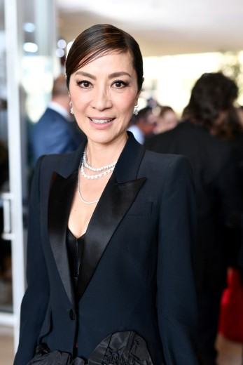 Michelle Yeoh in Alexander McQueen Spring 2018-1