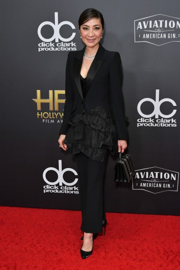 Hollywood Film Awards, Arrivals, Los Angeles, USA - 04 Nov 2018