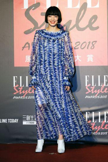 Nana Komatsu in Chanel Resort 2019