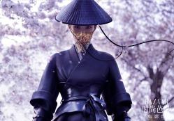 Ni Ni for Harper's Bazaar China December 2018-2