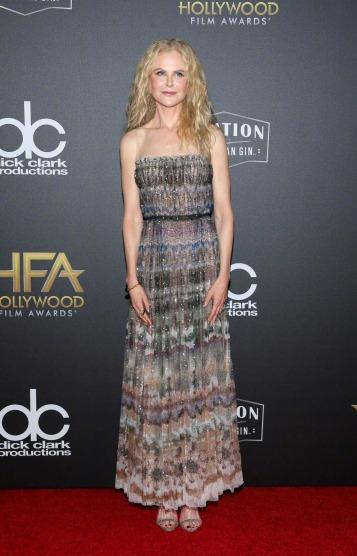 Nicole Kidman in Dior Spring 2019