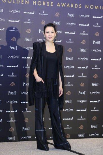 Rene Liu in Loewe Fall 2018-2