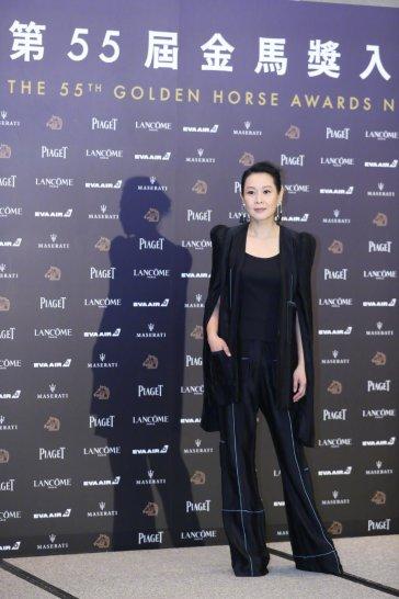 Rene Liu in Loewe Fall 2018-3