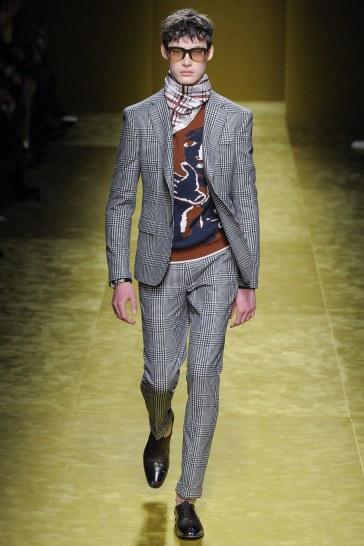 Salvatore Ferragamo Fall 2016 Menswear