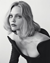 Sasha Pivovarova Vogue Italia November 2018-2
