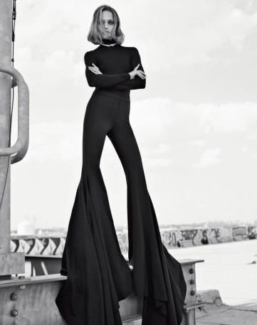 Sasha Pivovarova Vogue Italia November 2018-6