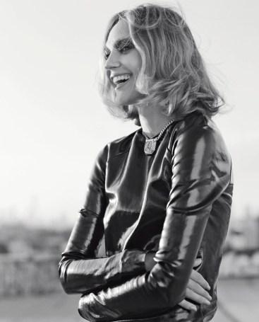 Sasha Pivovarova Vogue Italia November 2018-7