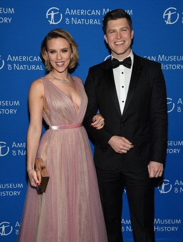 Scarlett Johansson in J. Mendel Spring 2019-2