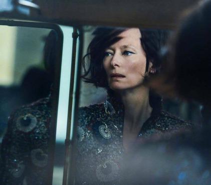 Tilda Swinton for Vogue Japan January 2019-3