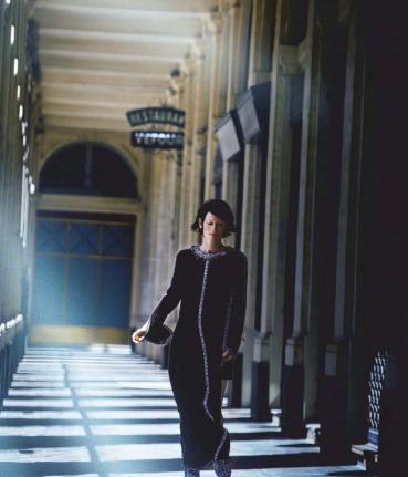 Tilda Swinton for Vogue Japan January 2019-8