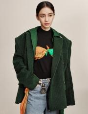 Angelababy Grazia China December 2018-3