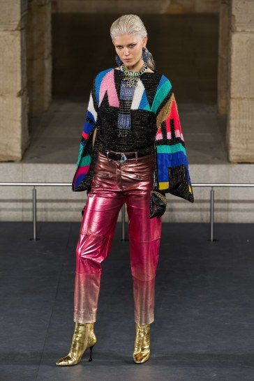 Chanel Pre-Fall 2019 Look 38
