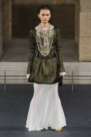 Chanel Pre-Fall 2019 Look 47