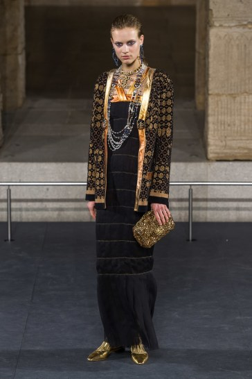Chanel Pre-Fall 2019 Look 78