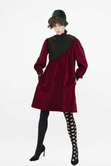 Coco Rocha for Batsheva Pre-Fall 2019 Look 13