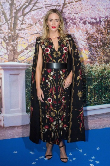 Emily Blunt in Zuhair Murad Fall 2018 Couture-1