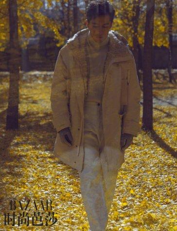 Hu Ge for Harper's Bazaar China January 2019-7