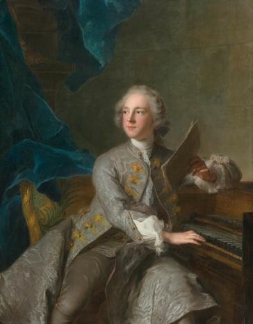 Portrait of Francis Greville 1741