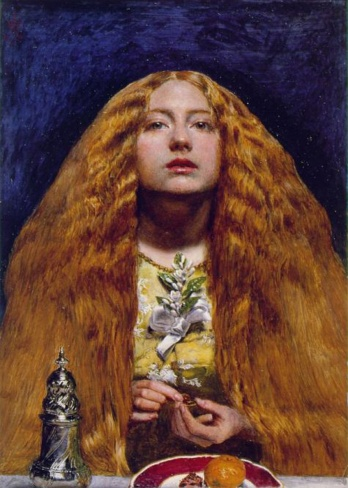 Millais, Bridesmaid 1851.jpg
