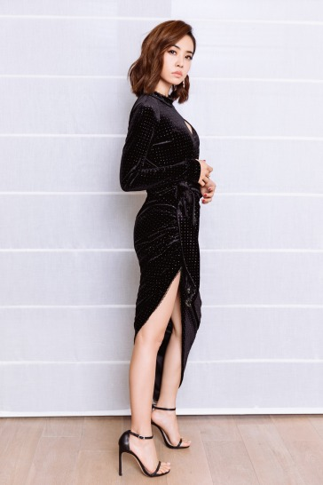 Jolin Tsai in Le Fame Fall 2018-4