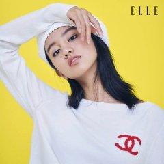 Koki for ELLE HK January 2019-2